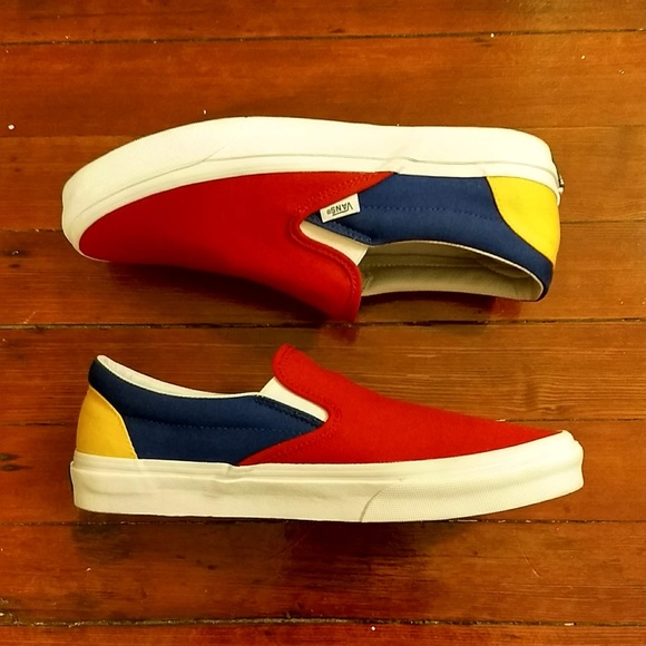 rock-bottom price discount latest trends of 2019 Vans Yacht Club Classic Slip-On